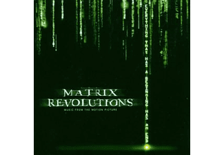 Don Ost / Davis;Don (Composer) Ost/Davis - Matrix Revolutions [CD]