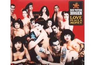 Die Toten Hosen - Love, Peace&Moneyspecial Edition [CD]
