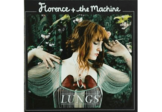 Florence + The Machine LUNGS (ENHANCED) Pop CD