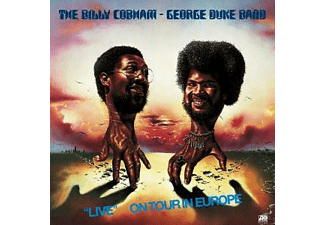 Duke, George & Cobham, Billy - Live On Tour In Europe [CD]