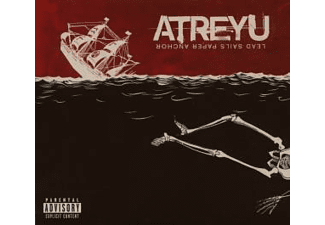 Atreyu - Lead Sails Paper Anchor [CD]
