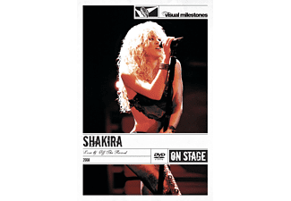 Shakira, Various - Off The Record [DVD]