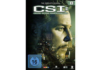 CSI: Crime Scene Investigation - Staffel 8 [DVD]