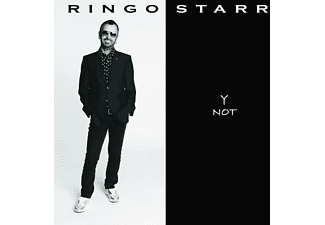 Ringo Starr - Y Not [CD]