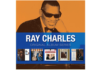 Ray Charles - Original Album Series [CD]