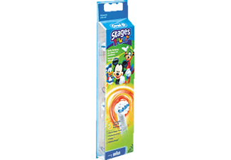 ORAL-B Kids Stages met Disneyfiguren (2 stuks)