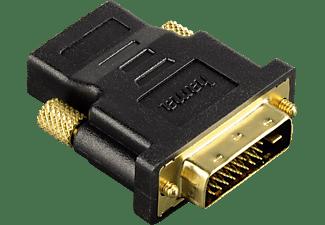Compact Adapter Dvi-d-plug- Hdmi Socket Hama