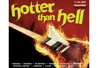 VARIOUS - Hotter Than Hell [CD]