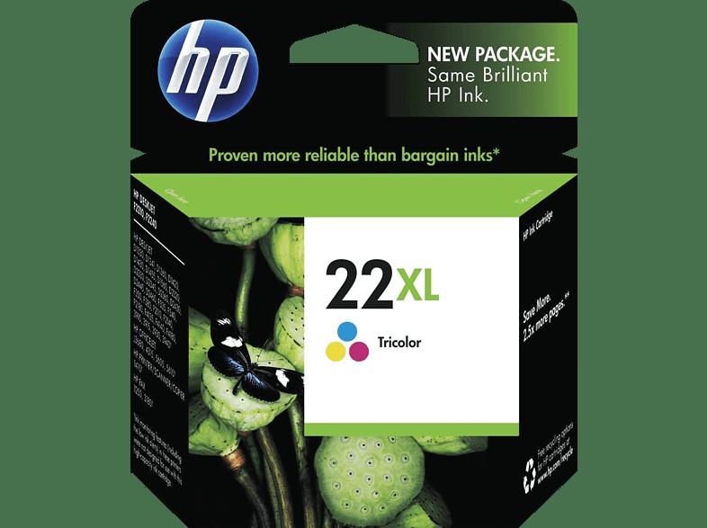 HEWLETT PACKARD NO 22XL Tri-Color - (C9352C) laptop  tablet  computing  εκτύπωση   μελάνια μελάνια  toner computing   tablets