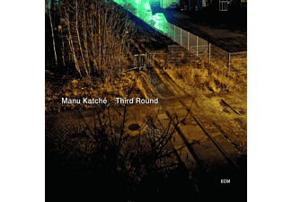 Manu Katché - THIRD ROUND - (CD)