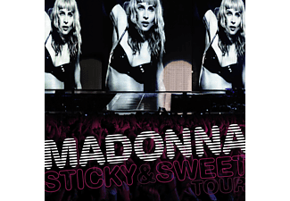 Madonna - Sticky & Sweet Tour [CD + DVD Video]