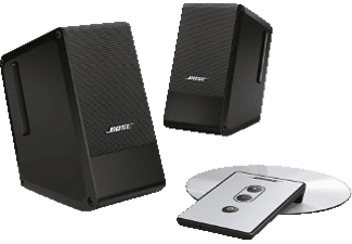 bose comp musicmonitor schwarz mobile lautsprecher kaufen. Black Bedroom Furniture Sets. Home Design Ideas