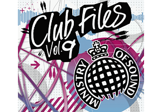 VARIOUS - Club Files Vol.9 - (CD + DVD Video)