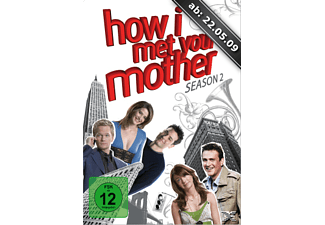 How I Met Your Mother - Staffel 2 [DVD]