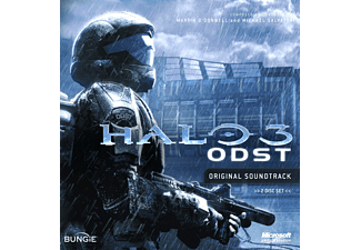 VARIOUS - Halo 3 Odst (Ost) - (CD)