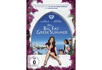 MY BIG FAT GREEK SUMMER [DVD]