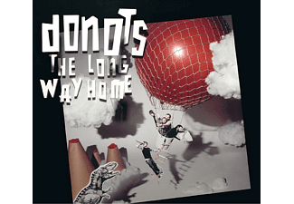 Donots - The Long Way Home [CD + Buch]