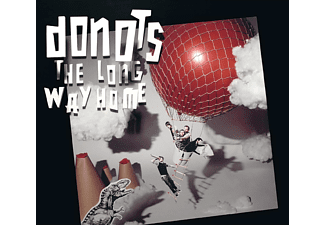 Donots - The Long Way Home - (CD + Buch)