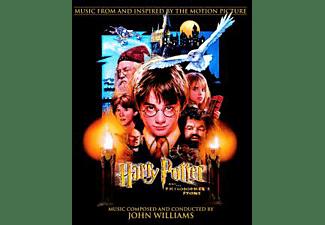 john williams - harry potter und der stein der weisen soundtracks, filmmusik  musicals - media