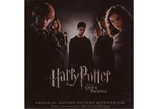 Various - Harry Potter And The Order Of The Phoenix (Ost) [CD]