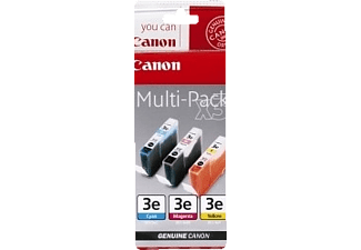 CANON BCI-3E Multipack Colour 4480A265
