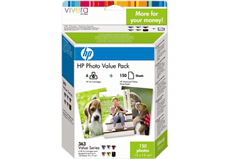 HP Q7966EE NR.363 FOTO VALUE PACK