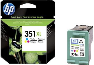 HP 351XL Inktcartridge Kleur