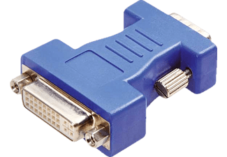 VIVANCO (45453) CA M 2 ADAPTER DVI-I-<gt/>VGA F/M