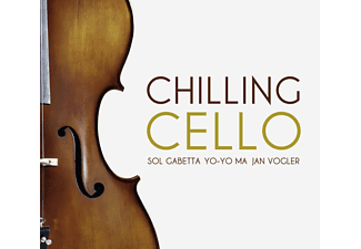 VARIOUS - Chilling Cello [CD]