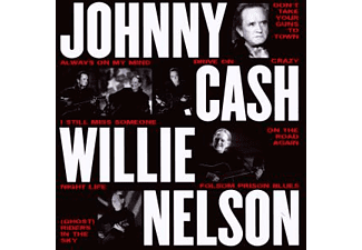 Johnny Cash, Willie Nelson Vh1 Storytellers Rock/Pop CD