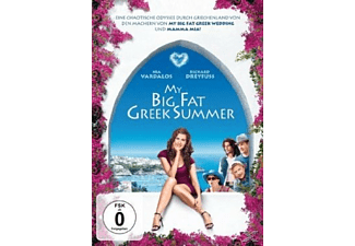 MY BIG FAT GREEK SUMMER Komödie DVD