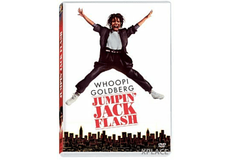 Jumpin' Jack Flash Komödie DVD