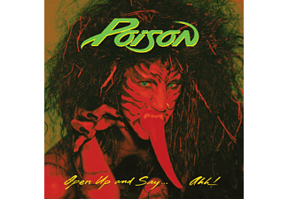 Poison - OPEN UP AND SAY...AHH! (20TH ANNIVERSARY EDITION) - (CD)