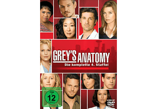 Grey's Anatomy - Staffel 4 Drama DVD