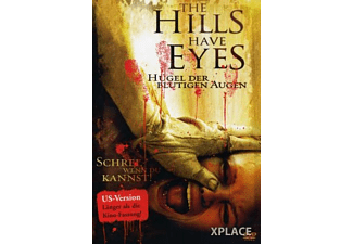 HILLS HAVE EYES Horror DVD