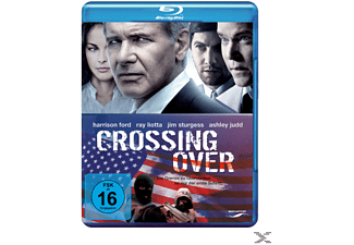 Crossing Over Thriller Blu-ray