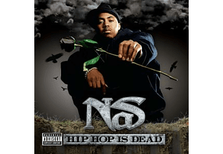 Nas Hip Hop Is Dead HipHop CD