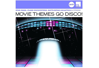 VARIOUS - Movie Themes Go Disco! (Jazz Club) - (CD)