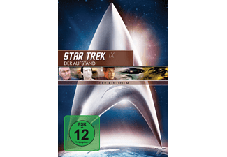 Star Trek 09 - Der Aufstand Action DVD