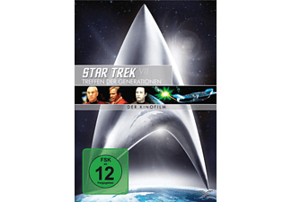 Star trek VII Genérations Science Fiction DVD