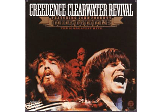 Creedence Clearwater Revival CHRONICLE 20 GREATEST HITS Rock/Pop CD