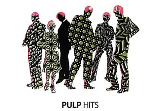 Pulp HITS Pop CD