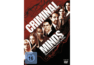 Criminal Minds - Staffel 4 [DVD]