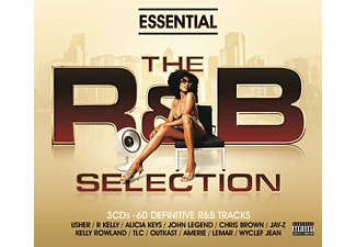 Various - ESSENTIAL R&B,MASSIVE URBAN,SOUL AND RNB COLLECTIO [CD]