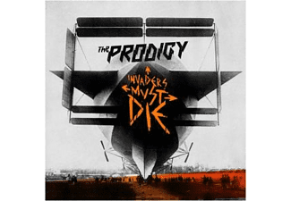 The Prodigy - INVADERS MUST DIE - (CD)