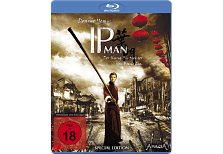 IP Man (Special Edition) - (Blu-ray)