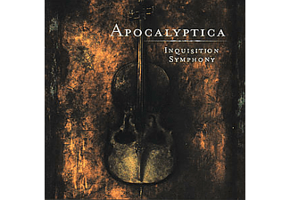 Apocalyptica INQUISITION SYMPHONY Heavy Metal CD