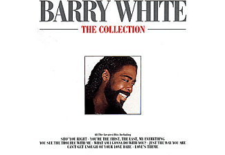Barry White COLLECTION Black/Soul/R&B/Gospel CD
