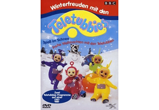 Teletubbies - Winterfreuden mit den Teletubbies - (DVD)