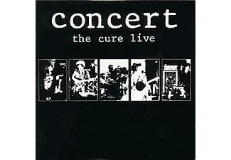 The Cure - Concert-The Cure Live - (CD)